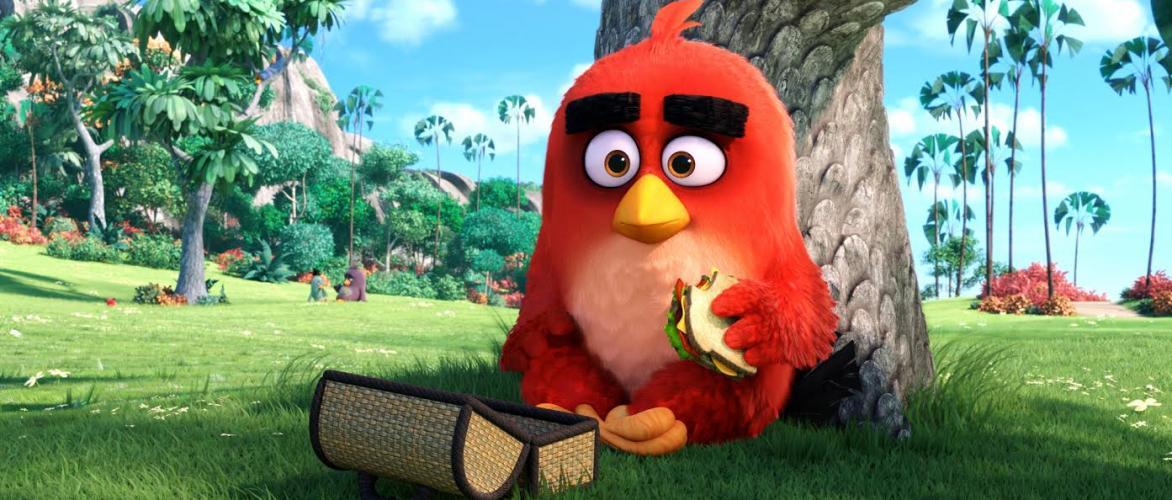 Angry Birds Film 2 (sinhronizirano) 3D
