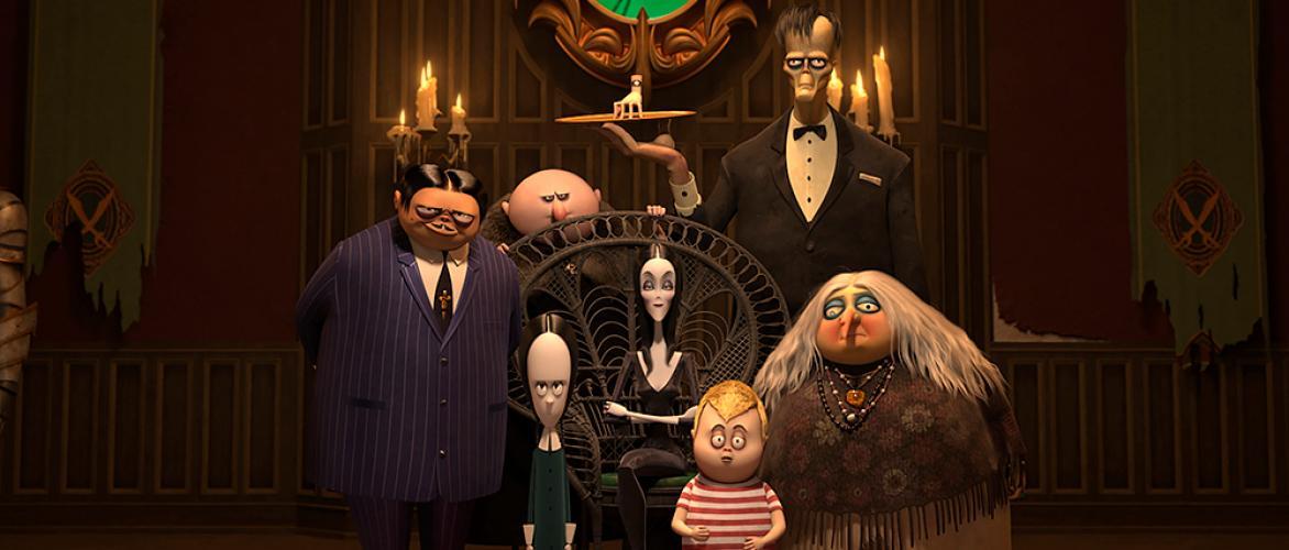 Pri Addamsovih 2 (sinhronizirano)