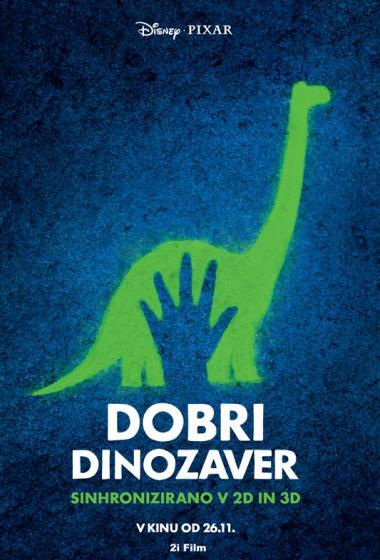 Dobri dinozaver (sinhronizirano) 3D - poster