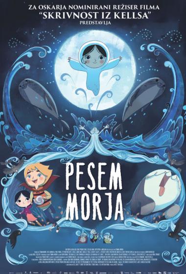 Pesem morja   Z LIFFa v Loko - poster
