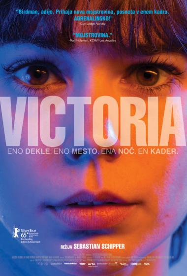 Victoria | Z LIFFa v Loko  - poster