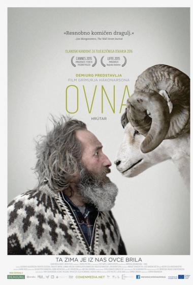 Ovna | Filmsko gledališče - poster