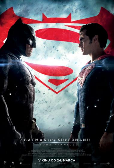 Batman proti Supermanu: Zora pravice 3D - poster