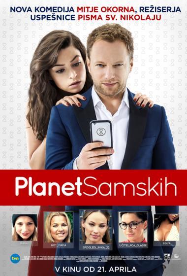 Planet samskih - poster