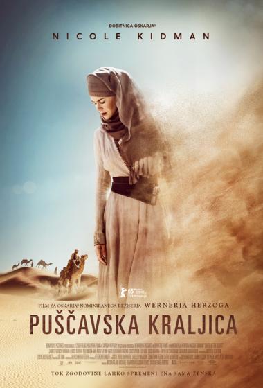 Puščavska kraljica | Z LIFFa v Loko  - poster