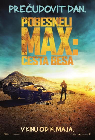 Pobesneli Max: Cesta besa 3D - poster