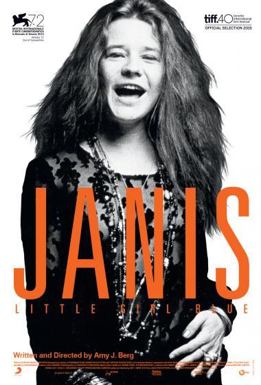 Janis Joplin: Otožno dekle - poster