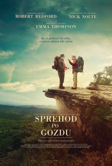 Sprehod po gozdu | Kino nad mestom (vstop prost)  - poster