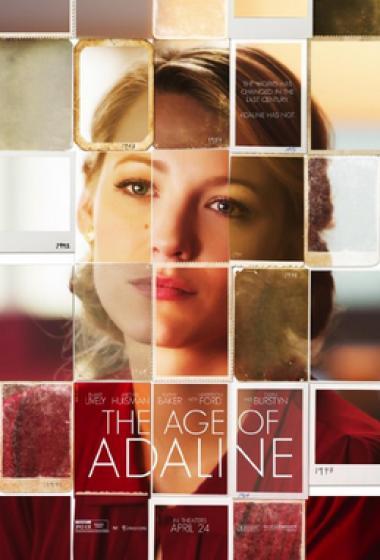 Brezčasna Adaline  - poster