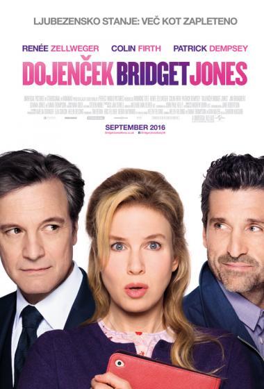 Dojenček Bridget Jones - poster