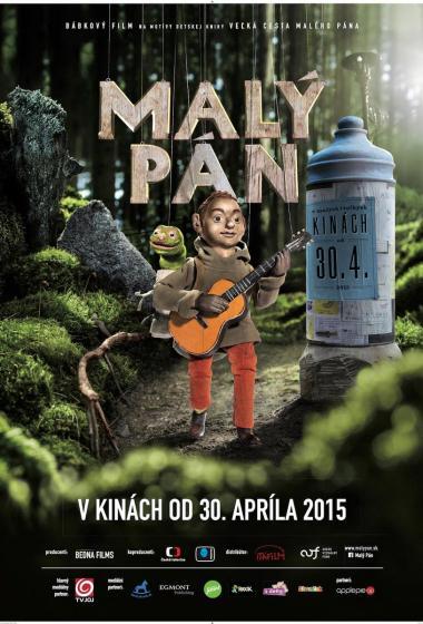 Mali mož (sinhronizirano) | Pisana Loka (vstop prost)  - poster