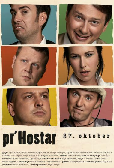 Pr Hostar - poster