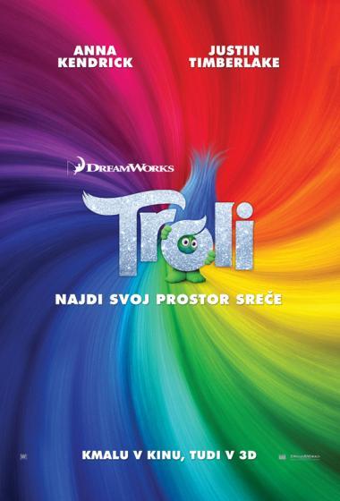 Troli (sinhronizirano) - poster