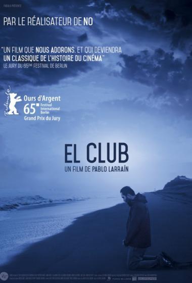 Klub  - poster