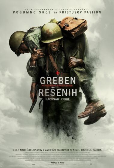 Greben rešenih - poster