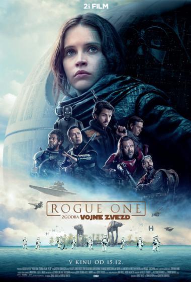 Rogue One: Zgodba vojne zvezd  - poster