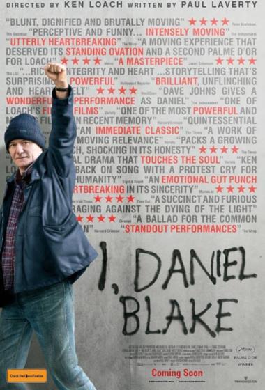 Jaz, Daniel Blake | Filmsko gledališče - poster