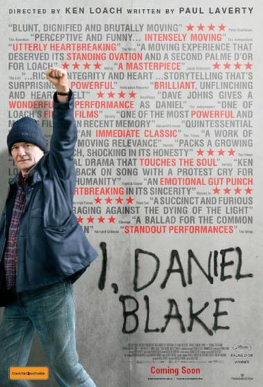 Jaz, Daniel Blake | Z LIFFa v Loko  - poster
