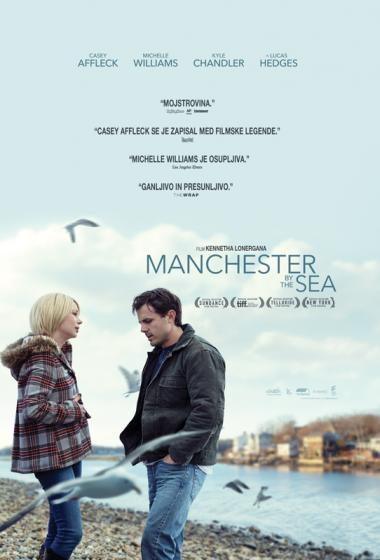 Manchester by the Sea | Z LIFFa v Loko - poster
