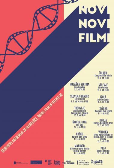Novi novi filmi študentov AGRFT (vstop prost) - poster
