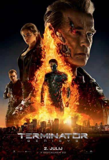 Terminator: Genisys - poster