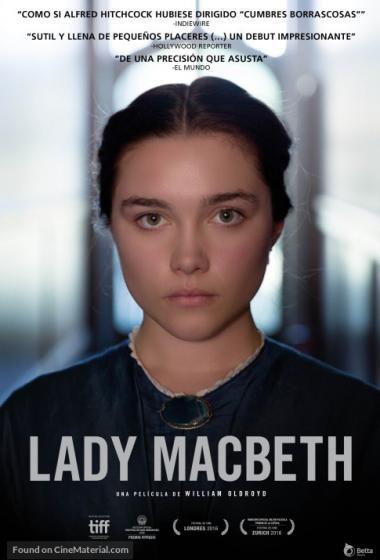 Lady Macbeth - poster