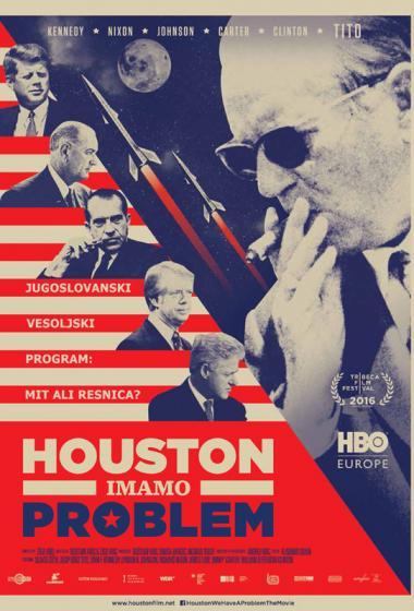 Houston, imamo problem! | Kino nad mestom (vstop prost)  - poster