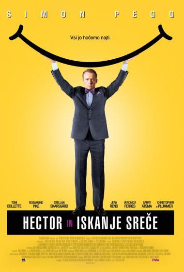 Hector in iskanje sreče | Kino nad mestom (vstop prost) - poster
