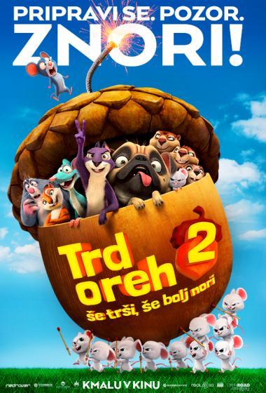 Trd oreh 2 (sinhronizirano)  - poster