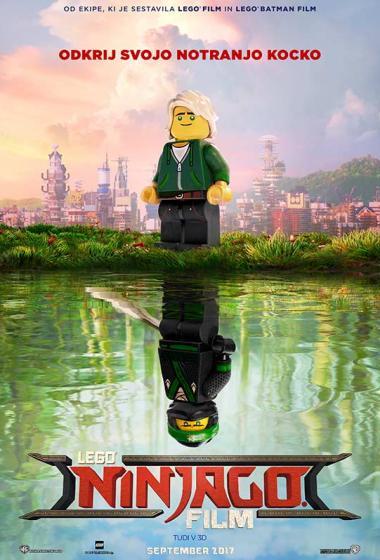 LEGO Ninjago Film (podnapisi)  - poster