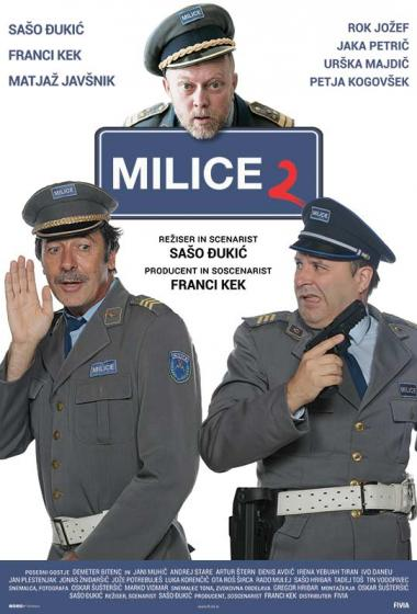 Milice 2 - poster