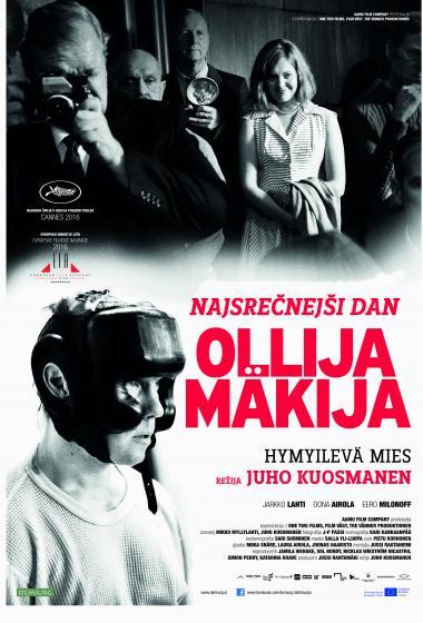 Najsrečnejši dan Ollija Mäkija | Filmsko gledališče - poster