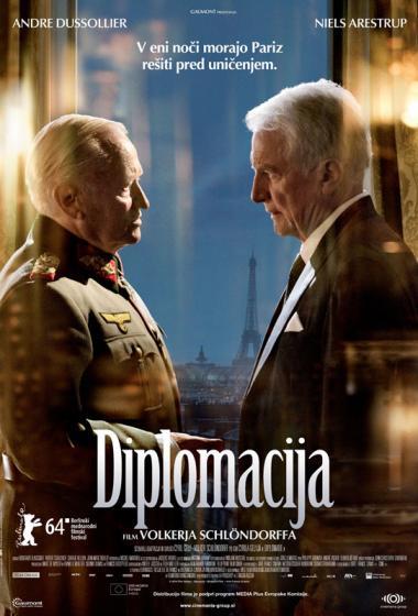 Diplomacija  - poster