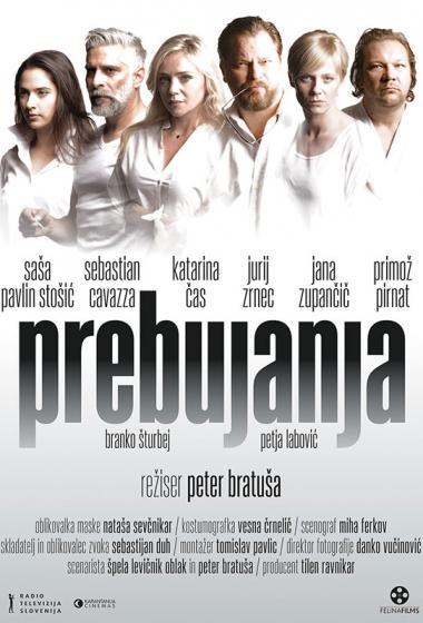 Prebujanja - poster