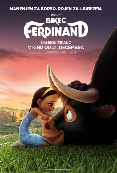 Bikec Ferdinand 3D (sinhronizirano)  - poster