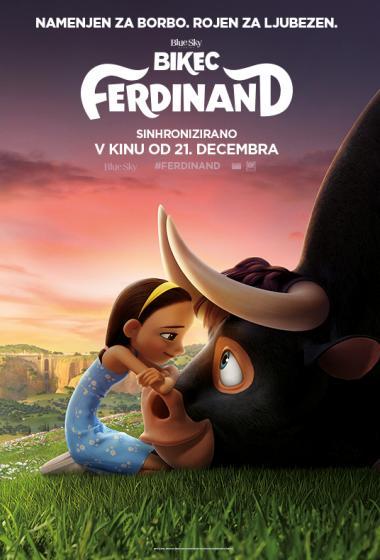 Bikec Ferdinand (sinhronizirano)  - poster