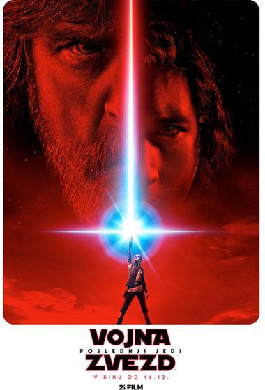 Vojna zvezd: Poslednji Jedi  - poster