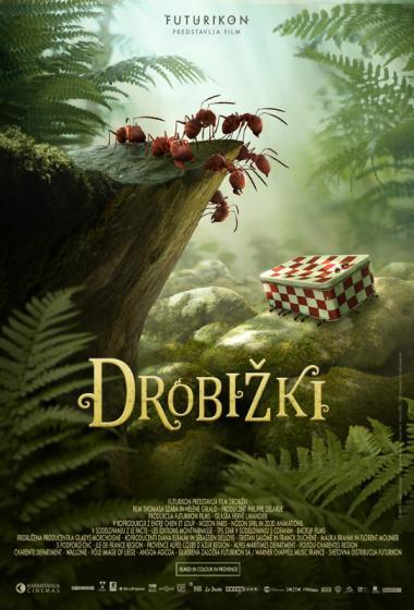 Drobižki (sinhronizirano) + delavnica | Vstop prost  - poster