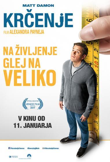 Krčenje - poster