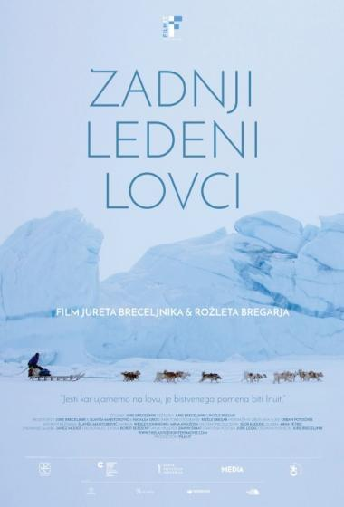 Zadnji ledeni lovci - poster