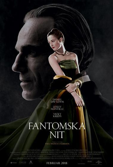 Fantomska nit | Filmsko gledališče - poster