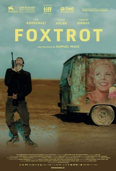 Foxtrot | Filmsko gledališče - poster
