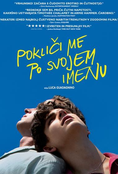 Pokliči me po svojem imenu | Z LIFFa v Loko - poster