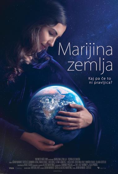 Marijina zemlja - poster