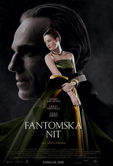 Fantomska nit - poster