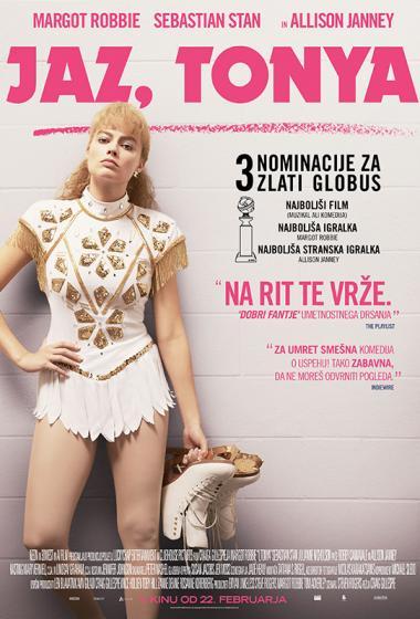 Jaz, Tonya - poster
