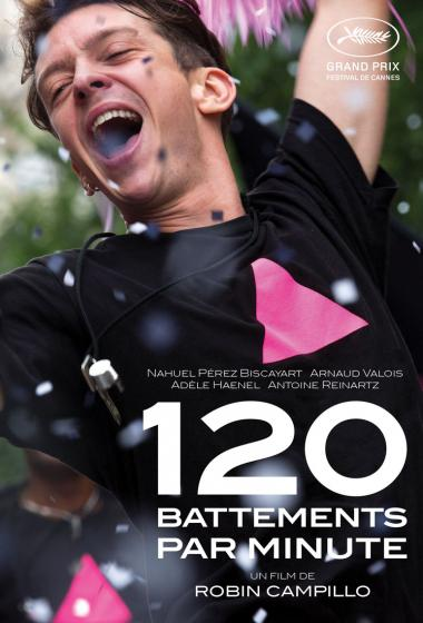 120 utripov na minuto | Z LIFFa v Loko  - poster