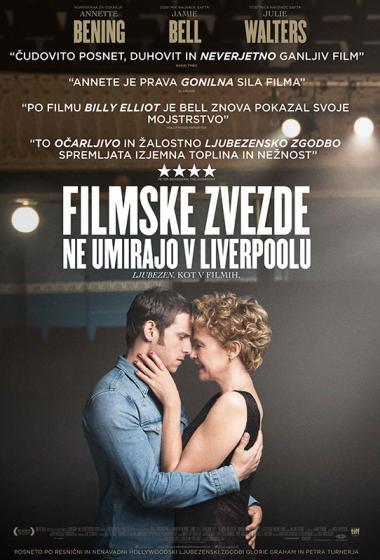 Filmske zvezde ne umirajo v Liverpoolu - poster