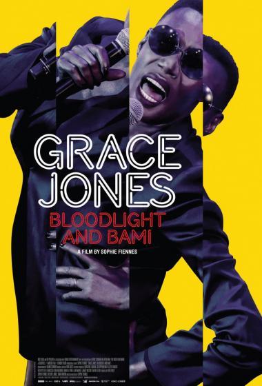 Grace Jones  - poster