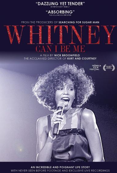 Whitney Houston - poster